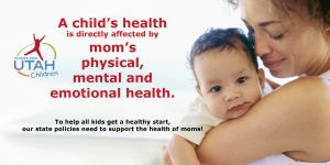 Healthy Moms = Healthy Kids