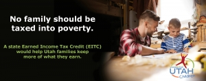 Utah needs earned-income tax credit to break poverty cycle