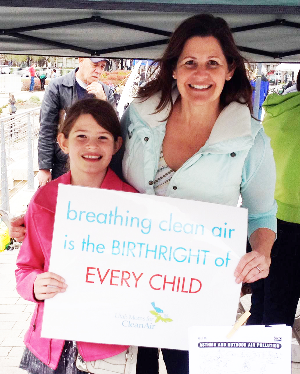 Cherese Udell Utah Moms for Clean Air cropped