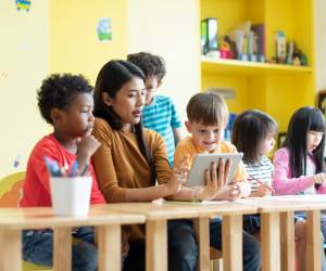 Let's Just Say It: Child Care is School, and School is Child Care.