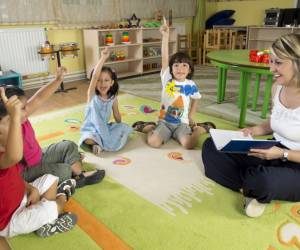 Investing in Early Care and Education Professionals Will Strengthen Utah Child Care