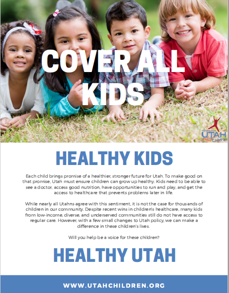 Cover All Kids Paper