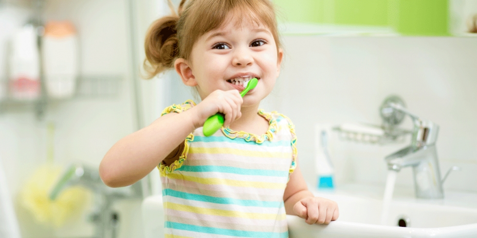 Healthy Teeth = Healthy Kids!