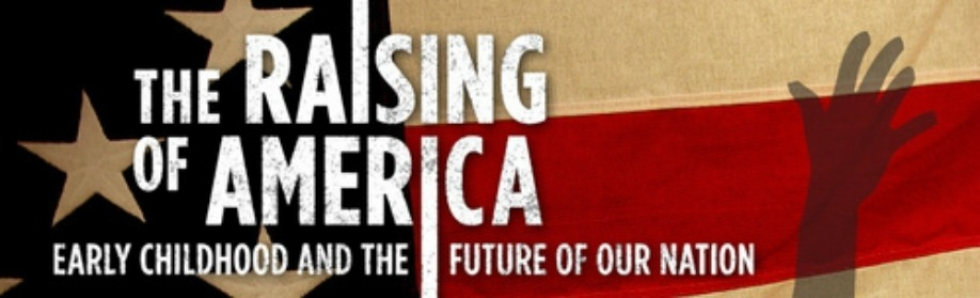 The Raising of America series on UEN: Thursdays at 9:00 pm, starting tonight!