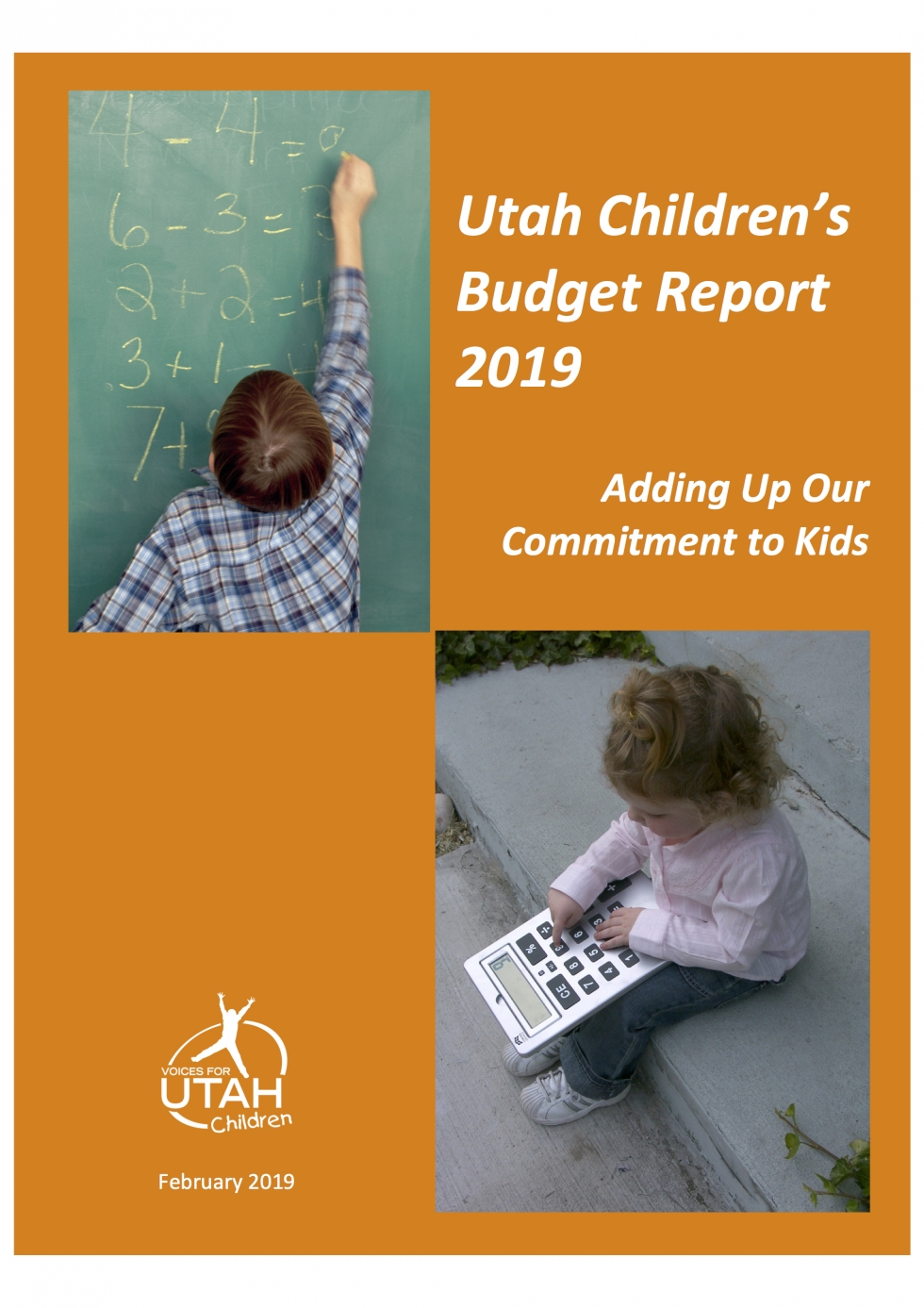 Utah Children's Budget Report 2019