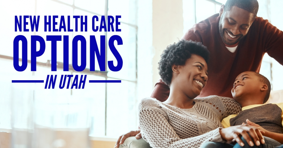 Utah's Medicaid Expansion is Here! What it Means for Kids and Families