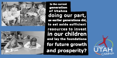 Restoring Investment in Children