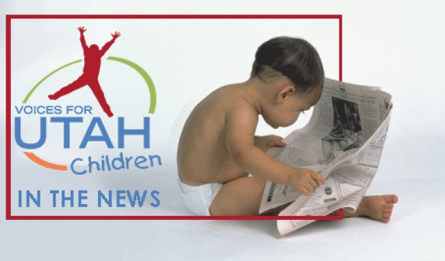 Voices for Utah Children in the News: August 2017